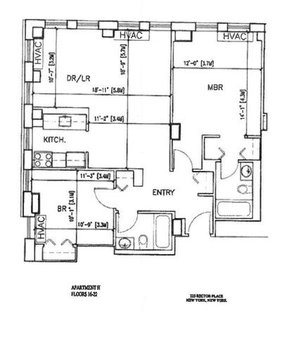 225 Rector Place, Unit 19H Image #1