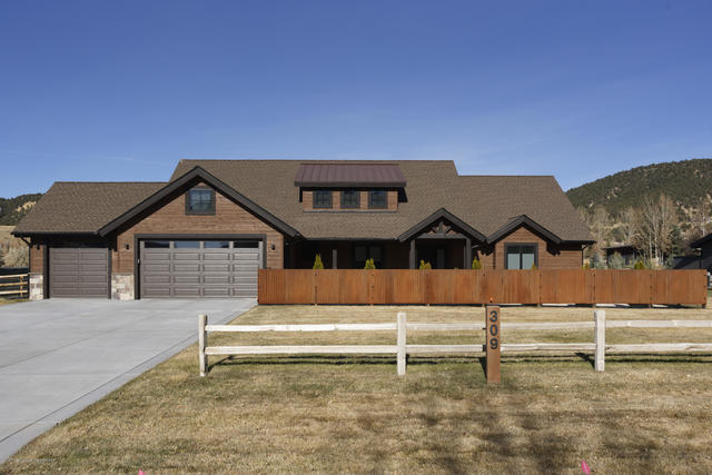 309 Equestrian Way Carbondale, CO 81623