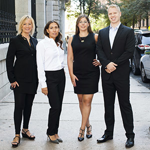 The Stacey Froelich Team,                     Agent in NYC - Compass