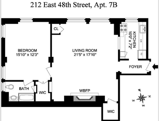 212 East 48th Street Turtle Bay New York NY 10017
