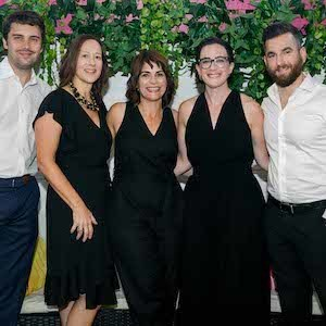 Arrow Group, Agent Team in DC - Compass