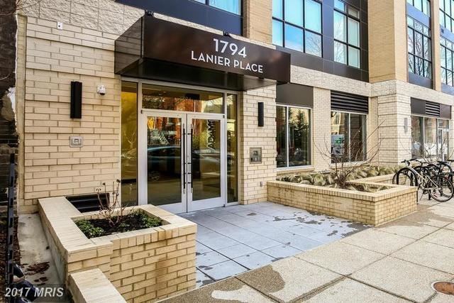 1794 Lanier Place Northwest, Unit 206 Image #1