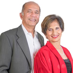 Nomita and Jagi Shahani, Agent Team in San Francisco - Compass