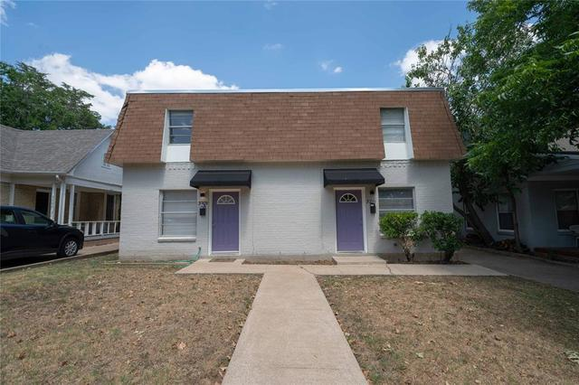 3209 Rogers Avenue Fort Worth, TX 76109