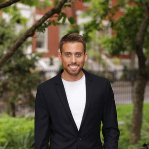 Devin Shallop,                     Agent in NYC - Compass