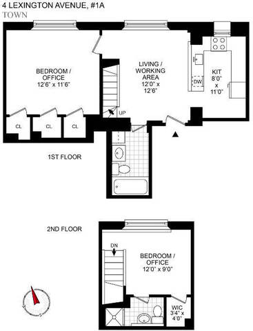 4 Lexington Avenue, Unit 1A Image #1