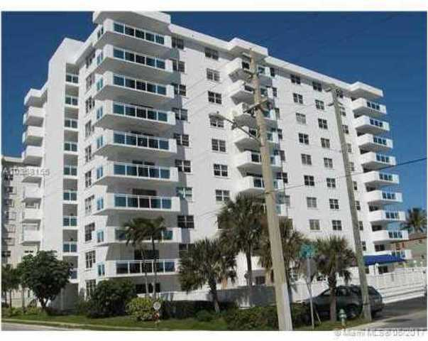 1701 South Ocean Drive, Unit 605 Image #1