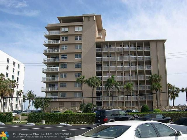 1069 Hillsboro Mile, Unit 707 Image #1