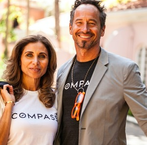 Jeffrey & Nadia  Saad,                     Agent in Los Angeles - Compass