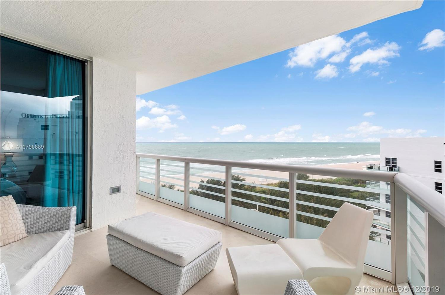 3801 Collins Avenue, Unit 803 Miami Beach, FL 33140