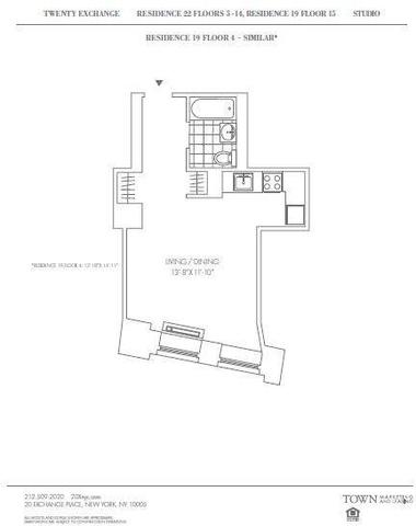 20 Exchange Place, Unit 1322 Image #1