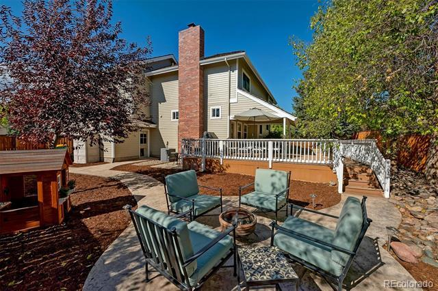 563 Old Stone Drive Littleton, CO 80126