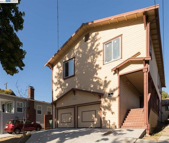 7712 Garfield Avenue Oakland, CA 94605