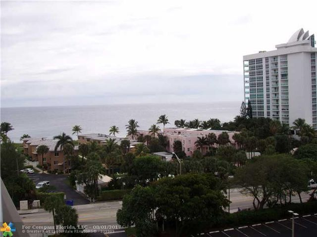 1401 South Ocean Boulevard, Unit 806 Image #1