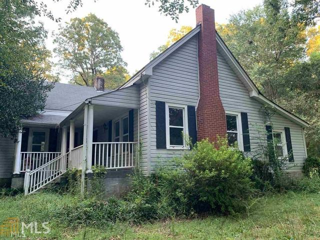286 Patton Road Zebulon, GA 30295