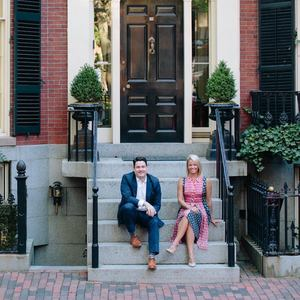 Jillian Reig and Steve Losordo,                       Agent in Greater Boston - Compass