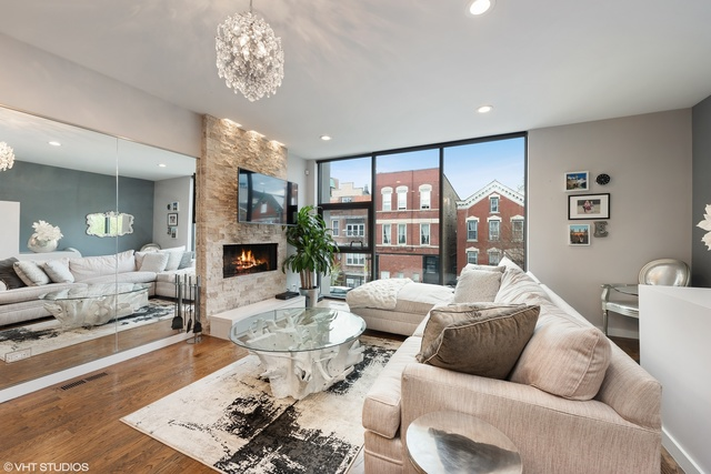 1229 North Cleaver Street, Unit 2 Chicago, IL 60642