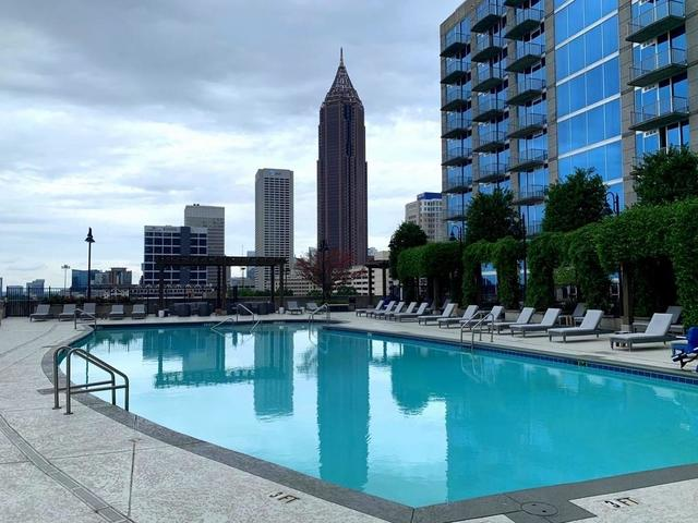 400 West Peachtree Street Northwest, Unit 1303 Atlanta, GA 30308