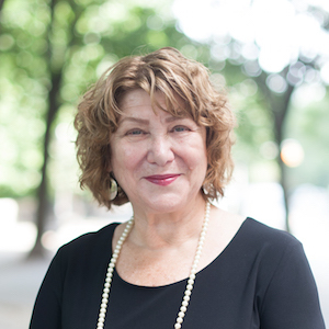 Ruth Reffkin,                     Agent in NYC - Compass