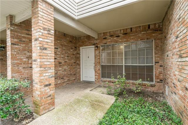 12921 Abrams Road, Unit 107 Dallas, TX 75243