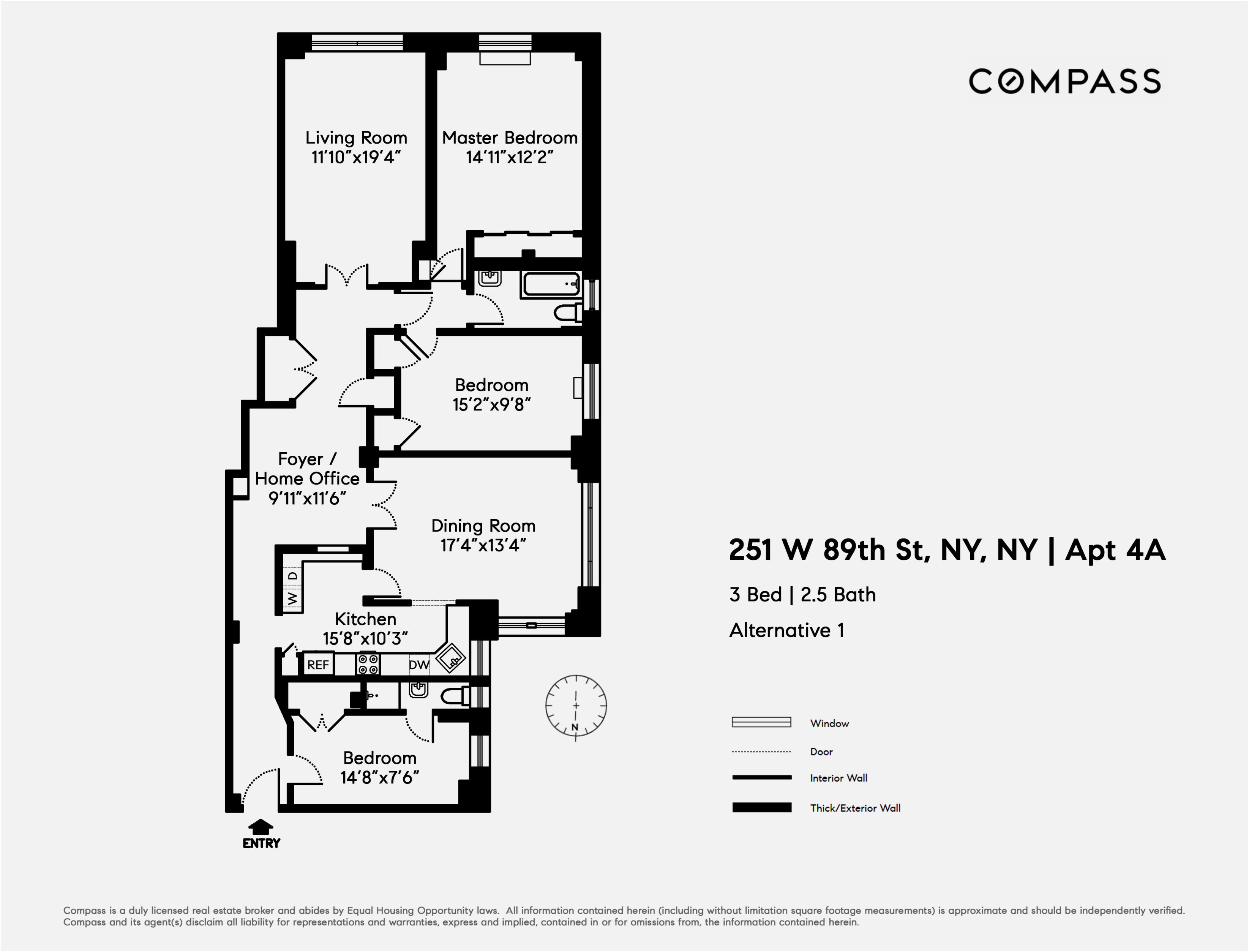 Richard Geiringer Real Estate Agent In New York City Compass 360 Degree Diagram