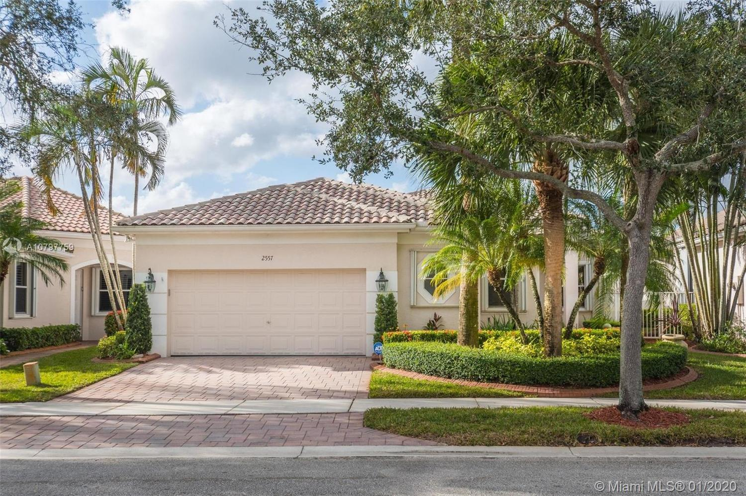 2557 Bay Pointe Drive Weston, FL 33327