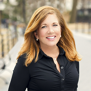 Sharon Lederman-Lubash,                       Agent in NYC - Compass