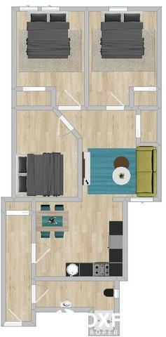426 West 47th Street, Unit 3C Image #1