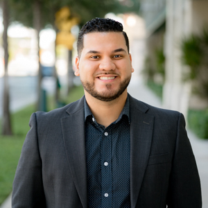 Jonathan Santiago,                       Agent in Miami - Compass