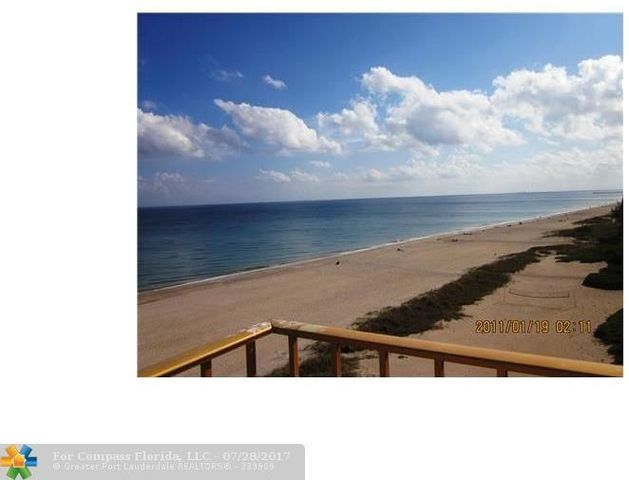 1770 South Ocean Boulevard, Unit 702 Image #1