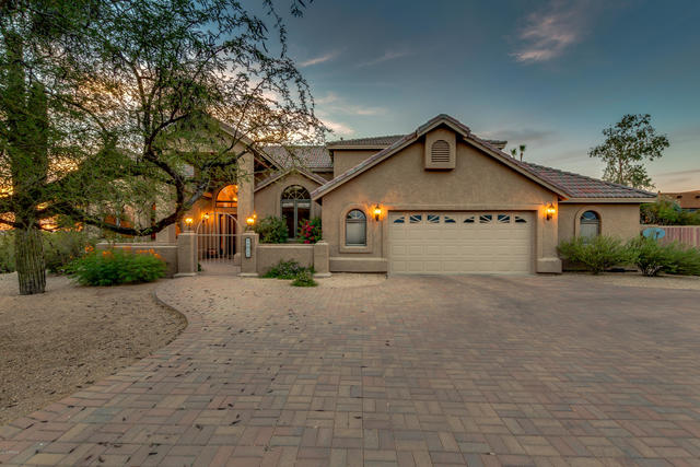 36802 North Stardust Lane Carefree, AZ 85377