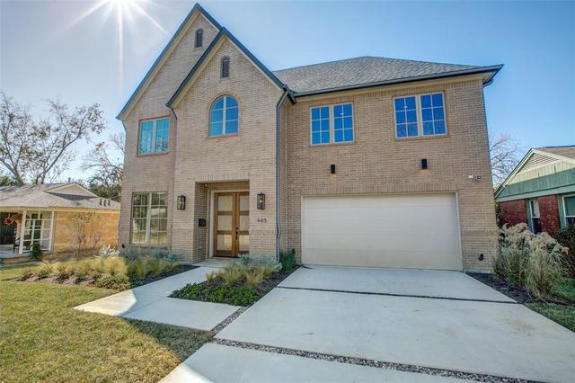 445 Hambrick Road Dallas, TX 75218