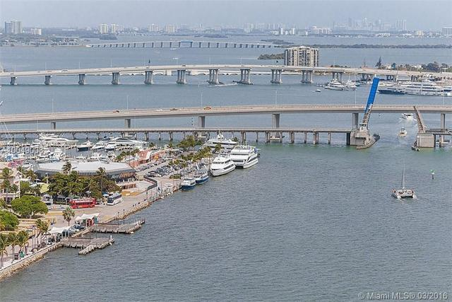335 South Biscayne Boulevard, Unit 2810 Image #1