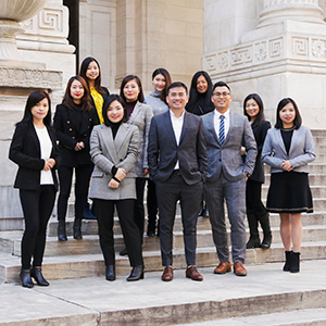 The Andy Li Team,                       Agent in NYC - Compass