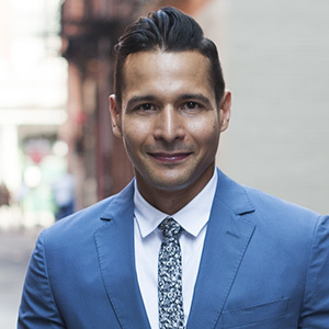 Pascual Ortiz,                     Agent in NYC - Compass