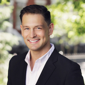 Gavin Hammon,                       Agent in NYC - Compass