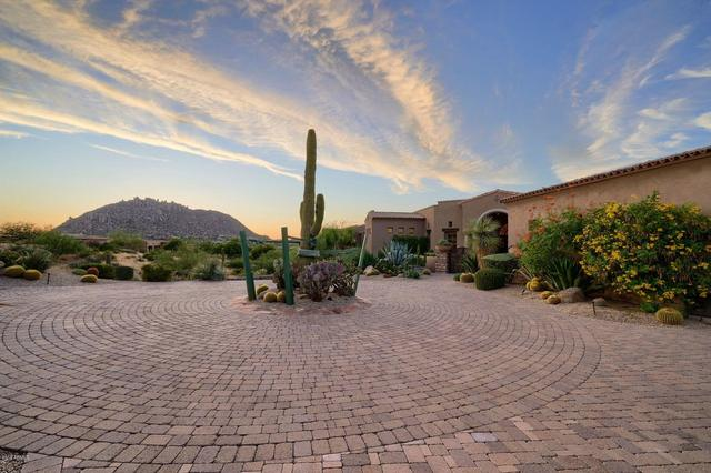 12084 East Whispering Wind Drive, Scottsdale, AZ 85255 | Compass