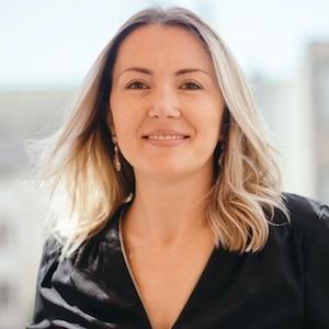 Inna Rubinchik,                     Agent in San Francisco - Compass