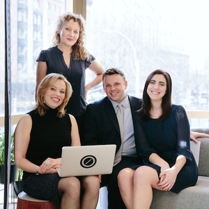 The Molloy Team,                     Agent in NYC - Compass