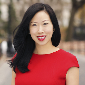 Shii Ann Huang,                       Agent in NYC - Compass