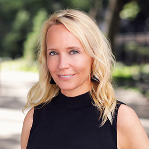 Karin Dauch,                       Agent in NYC - Compass