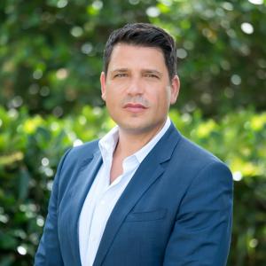 Headshot of Michael Prettitore