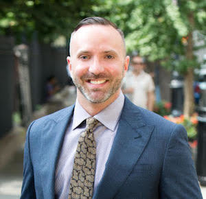 Michael Pearson,                     Agent in NYC - Compass