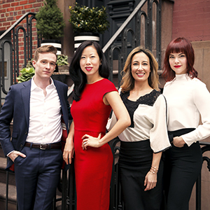 The Shii Ann Huang Team,                     Agent in NYC - Compass