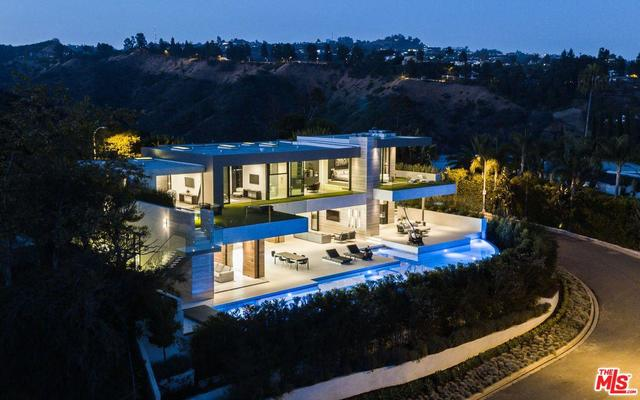 1251 Shadow Hill Way, Beverly Hills, CA 90210 | Compass
