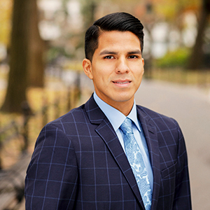 Franco Medina,                     Agent in NYC - Compass