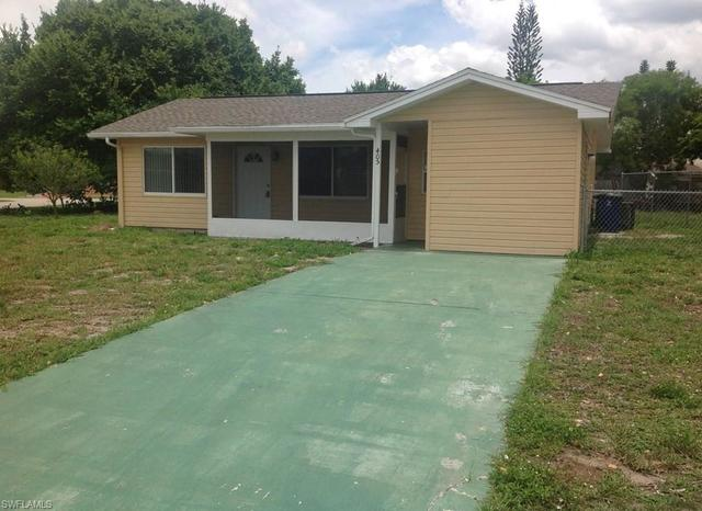 405 Morgan Circle South Lehigh Acres, FL 33936
