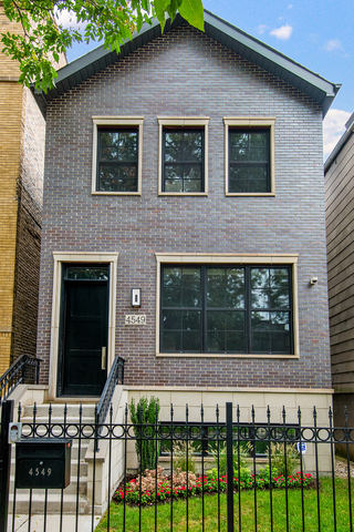 4549 North Claremont Avenue Chicago, IL 60625