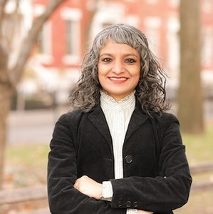 Mona Kamal,                     Agent in NYC - Compass