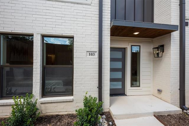 2737 Merrimac Street, Unit 103 Fort Worth, TX 76107